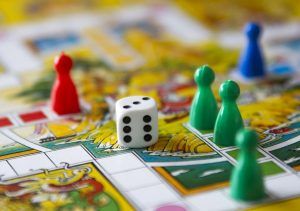 play boardgames at Exmoor Character Cottages