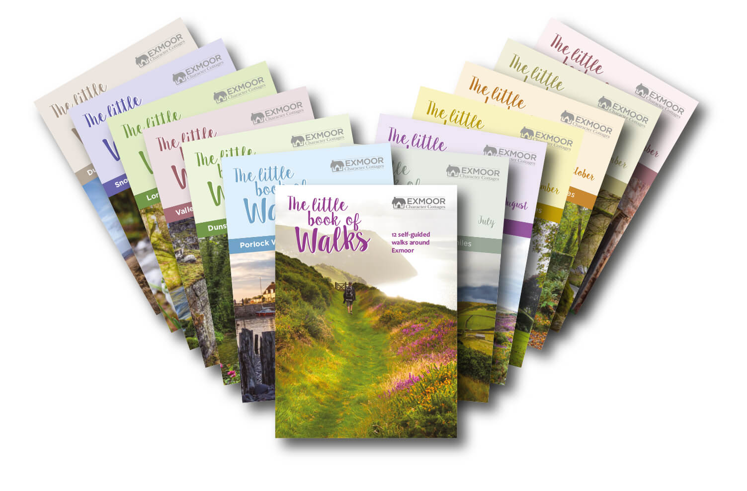 The Little Book of Walks - Walking Holidays UK