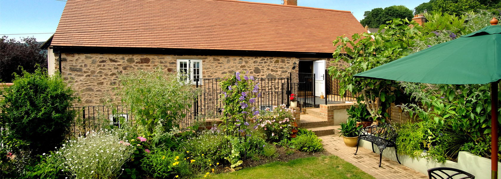 High-end Accommodation in Stone Barn - Our Perfect UK Holiday