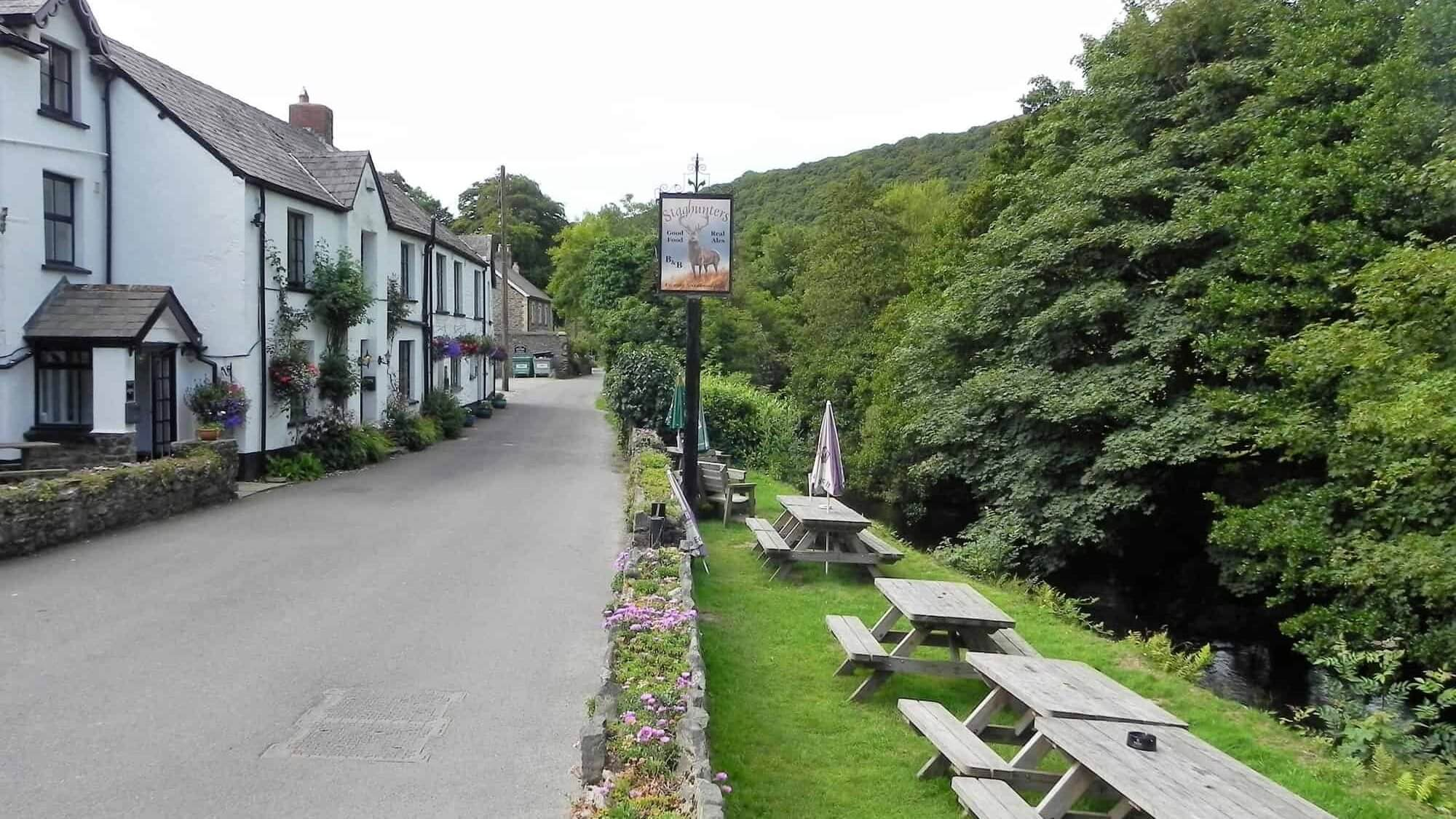 The Very Best Exmoor Pubs - Don't Leave Without a Tipple Here!
